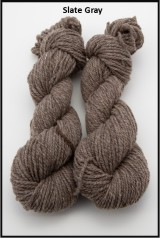 Light Gray 100% Wool Yarn